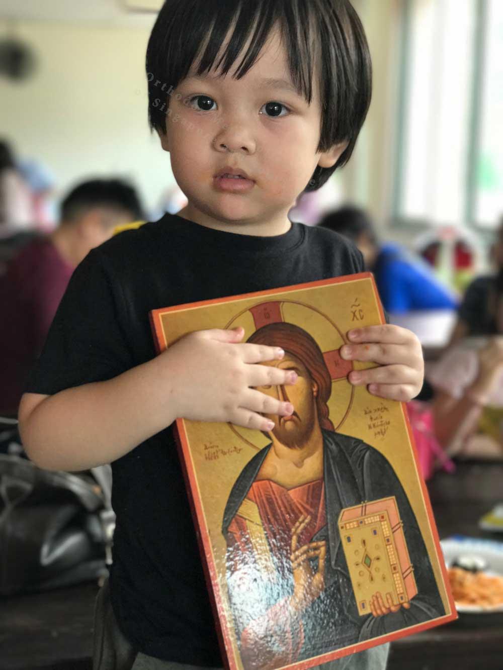 Κυριακή της Ορθοδοξίας στην Σιγκαπούρη