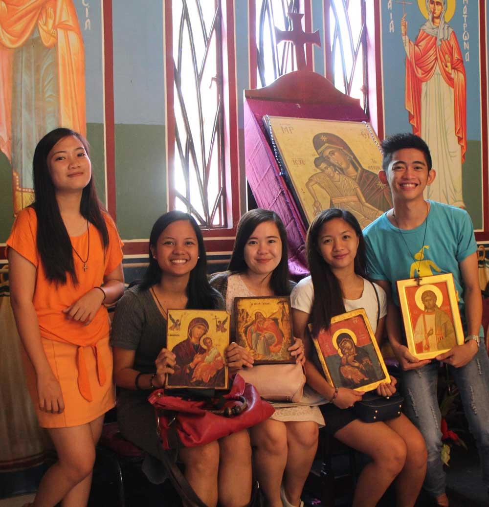 Κυριακή της Ορθοδοξίας στην Μανίλα, Φιλιππίνες